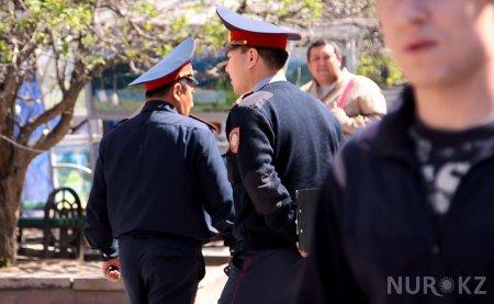 Что разрешено полиции в случае митингов в день выборов в Казахстане