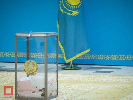 """""""День тишины"""" наступил перед выборами в Казахстане"""