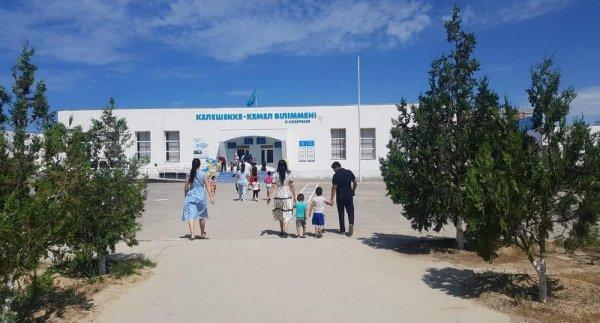 Жителям Актау не понравились условия на избирательном участке