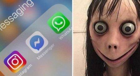 Новая игра в WhatsApp пугает детей в Алматинской области