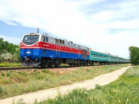 Дополнительные поезда будут курсировать летом в Казахстане