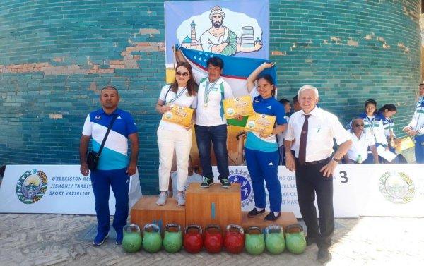 Юный атлет из Актау стал чемпионом Азии
