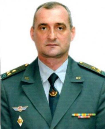 Полковник КНБ спас солдата от разрыва осколочноной гранаты