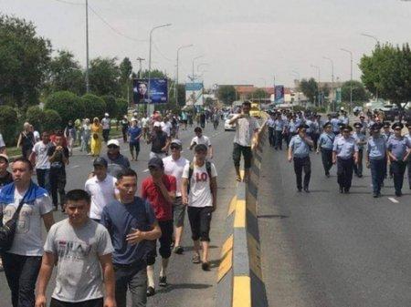 Этой ситуацией воспользовались провокаторы – Абаев о митинге в Шымкенте