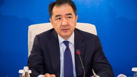 Акимом Алматы стал Бакытжан Сагинтаев
