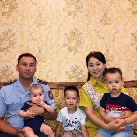 «Лучший участковый»: Полицейский из Актау принял участие в республиканском конкурсе