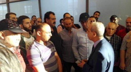 Ливанские рабочие вернулись на родину после беспорядков на Тенгизе