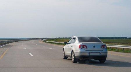Штрафы за среднюю скорость предлагают узаконить в Казахстане