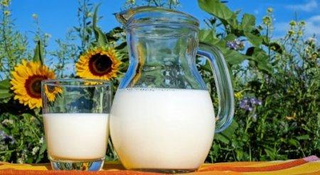 Названа опасная суточная доза молока