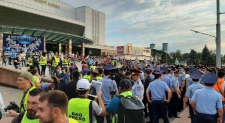 Более 100 человек задержали за митинги 6 июля - МВД