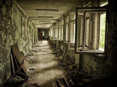 Казахстанцев задержали в зоне отчуждения Чернобыльской АЭС