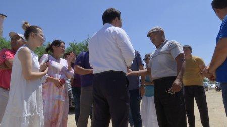 Жители Тупкараганского района возмущены изъятием у них земель
