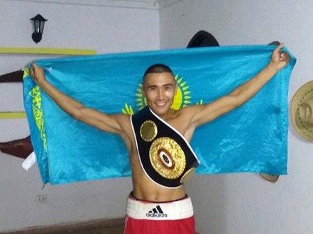 Чемпион мира по боксу из Костаная задержан по подозрению в убийстве