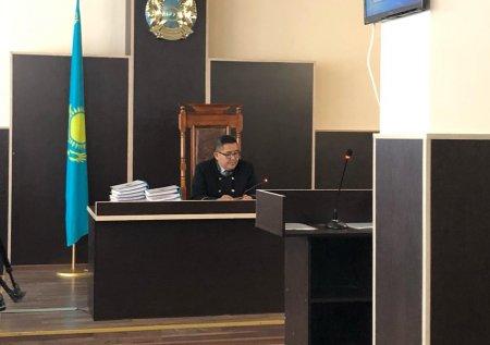 В Актау начался суд над бывшим заместителем акима области