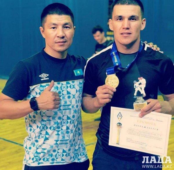 Актауские рукопашники стали призёрами двух чемпионатов страны среди полицейских