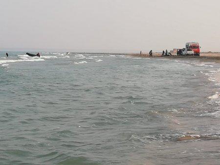 Спасатели Актау разыскивают тело утонувшего 19-летнего парня