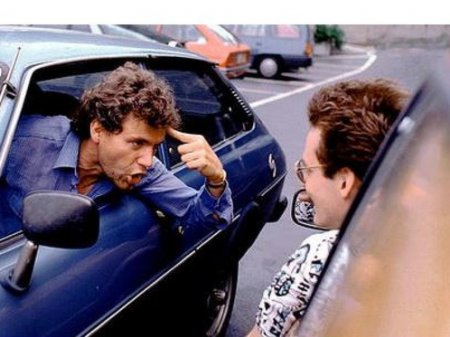 Алматинец откусил часть уха водителю, не поделив с ним дорогу