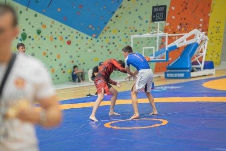 Мангистауские грэпплеры завоевали 16 медалей на чемпионате Азии