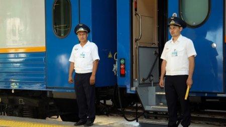 Безбилетникам закроют доступ на перроны в Казахстане