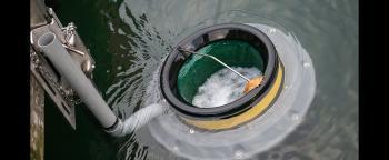 В Австралии придумали мусорки, которые сами собирают отходы в воде