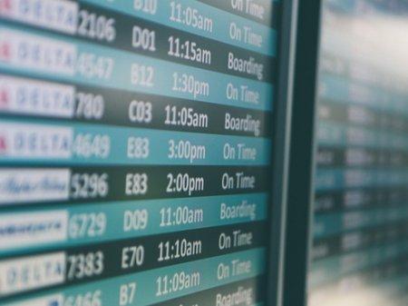 Казахстан среди пунктуальных стран в мировом рейтинге задержек авиарейсов