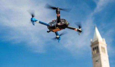 Новый фотоэлектрический двигатель позволит дронам летать несколько дней подряд