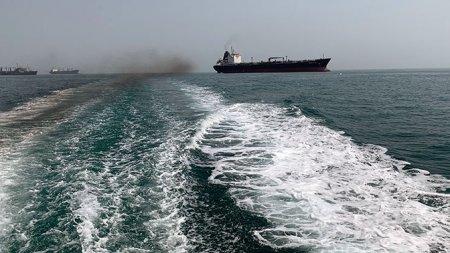Иран задержал иностранный танкер в Персидском заливе