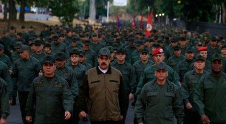 США оставили без денег власти Венесуэлы