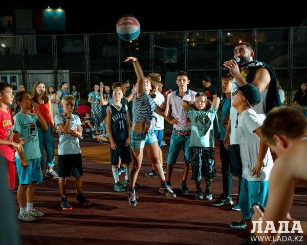 Команда «Office» стала победителем турнира по баскетболу «Уличная лига 4х4» в Актау