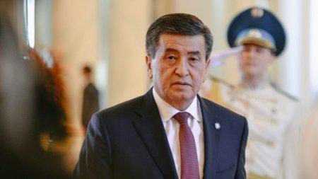 Атамбаев грубо нарушил Конституцию - Жээнбеков