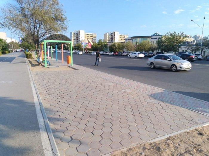 Не по карману: В Актау убрали станции проката велосипедов