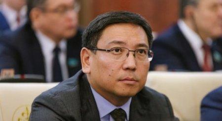 Досаев рассказал о списании штрафов и пени казахстанцам