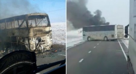 52 пассажира сгорели заживо: водителю автобуса вынесли приговор