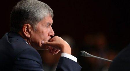 Алмазбеку Атамбаеву предъявлено новое обвинение