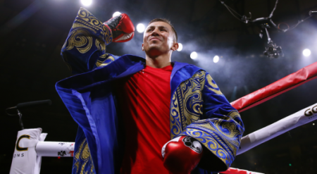 Украинцы назвали победителя боя Головкин - Деревянченко