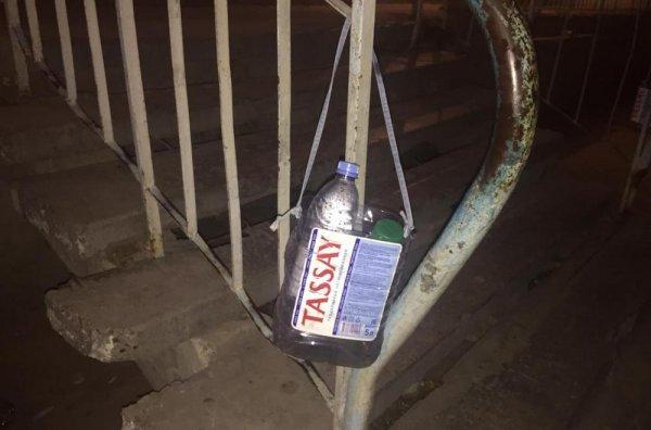 Житель Актау запустил челлендж #чистыйдвор