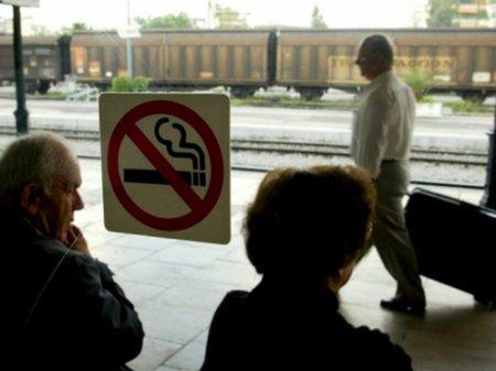 С 21 августа в казахстанских поездах запрещено курить