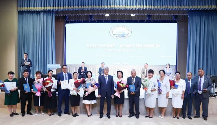 ІТ-лицей Актау стал победителем регионального конкурса «Лучшая организация среднего образования»