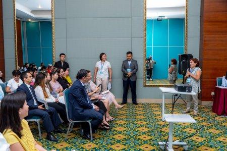 В Актау прошел первый курултай социальных предпринимателей региона