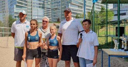 Спортсмены из Мангистау стали призерами Кубка Казахстана по пляжному волейболу