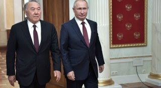 """""""Байтерек"""" переименуют в """"Назарбаевский старт"""" после слов Путина"""