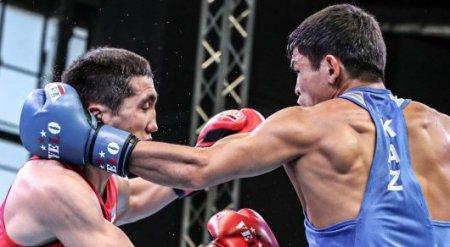 Определились соперники казахстанских боксеров на чемпионате мира
