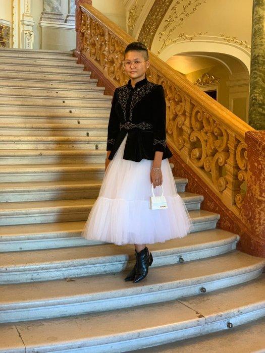 Шахматистка из Актау Бибисара Асаубаева стала гроссмейстером
