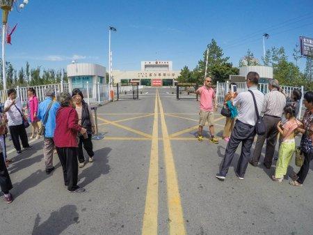 Китай на три дня закроет границу с Казахстаном из-за государственного праздника