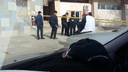 Труп мужчины обнаружили возле 22 дома в 5 микрорайоне Актау
