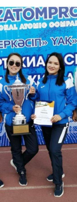 На кубке Азии по армрестлингу спортсмены из Актау завоевали пять наград