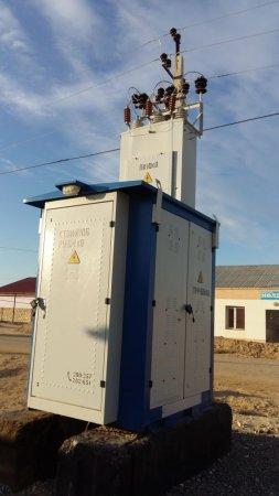 Энергетики АО «МРЭК» установили новое оборудование в сельской местности