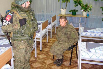 Рядовой Шамсутдинов назвал причину бойни