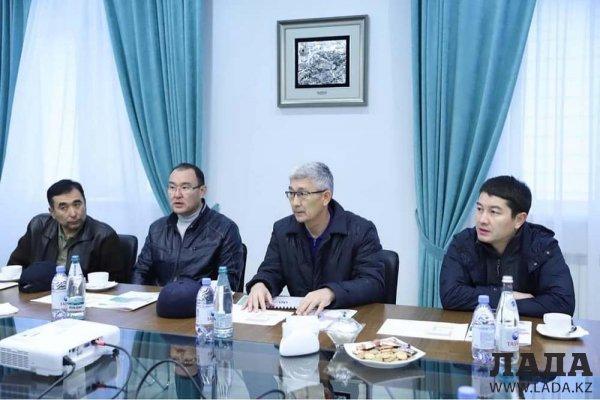 Серикбай Трумов дал ряд указаний в Актау