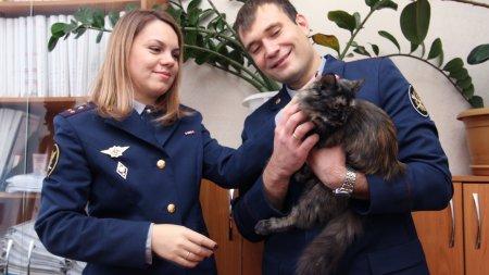 В Татарстане задержали кота-наркокурьера